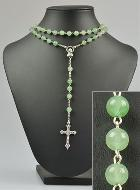 Chapelet Collier Mode Fashion en Perles Véritable - Aventurine