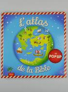 L'Atlas de la Bible en Pop'Up - Mame éditions